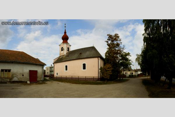 Csilizpatas Református templom - Felvidék