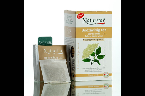 Naturstar - Bodzavirág tea