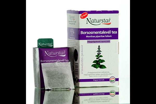 Naturstar - Borsosmentalevél tea