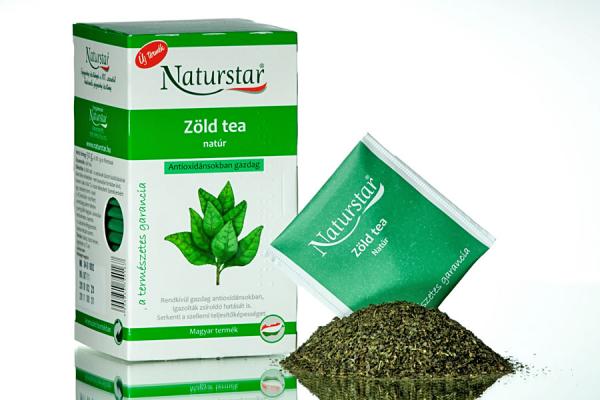 Naturstar - Zöld tea