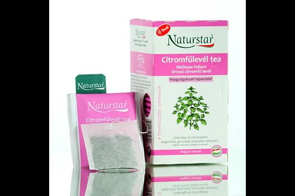 Naturstar - Citromfűlevél tea