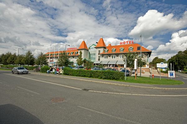 Hotel és Thermál külső fotózás - 2010. szeptember