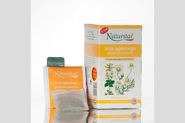 Naturstar - Vese egészsége teakeverék