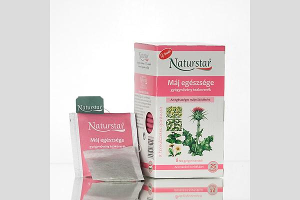 Naturstar -Máj egészsége teakeverék