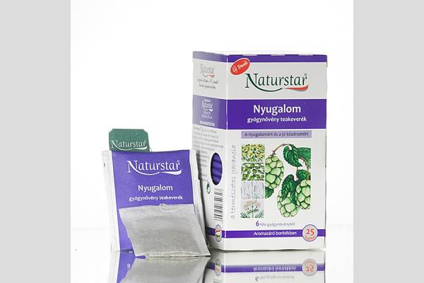 Naturstar - Nyugalom teakeverék