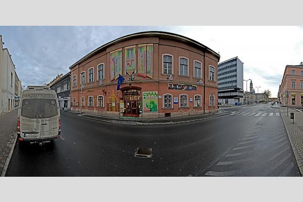 Gyermekek Háza / Vaskakas Bábszínház - Győr - panoráma (8 photo)
