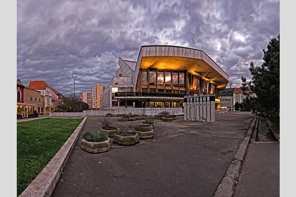 Győri Nemzeti Színház panoráma (6 photo)