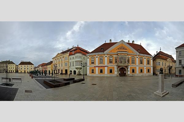 Xantus János Múzeum - Győr - panoráma (6 photo)