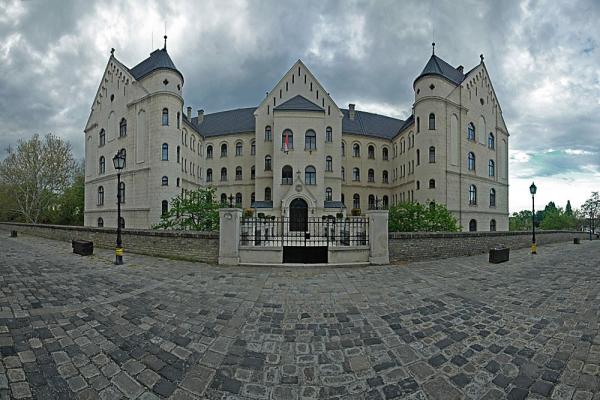 Győri Hittudományi Főiskola panoráma (11 photo)