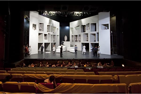 Don Giovanni - Győri Nemzeti Színház - 2011. március