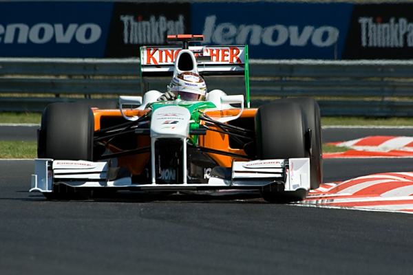 Adrian Sutil - Force India