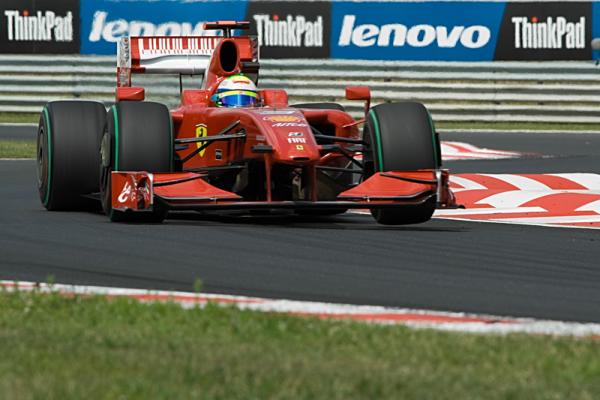 Felipe Massa - Scuderia Ferrari Marlboro