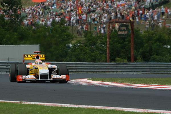 Fernando Alonso - ING Renault