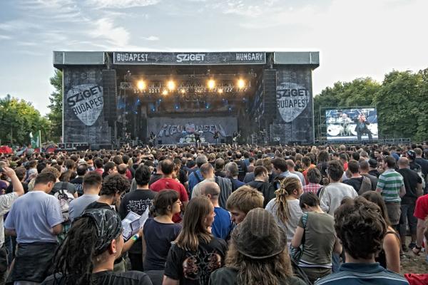 HELLOWEEN a második napon - Rock - Metal Nagyszínpad