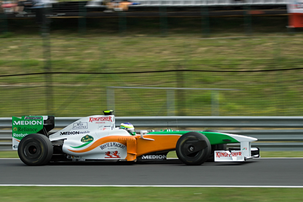 Giancarlo Fisichella - Force India