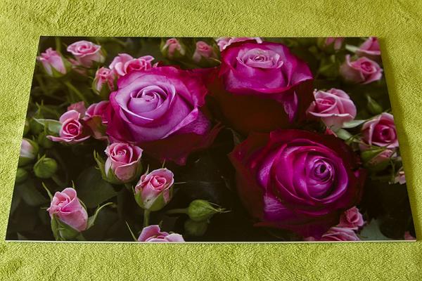 60x40 cm-es fénykép, habkartonra kasírozva