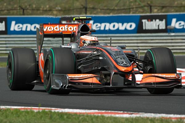 Heikki Kovalainen - Vodafone McLaren Mercedes