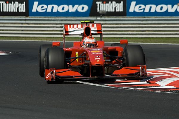 Kimi Raikkonen - Scuderia Ferrari Marlboro