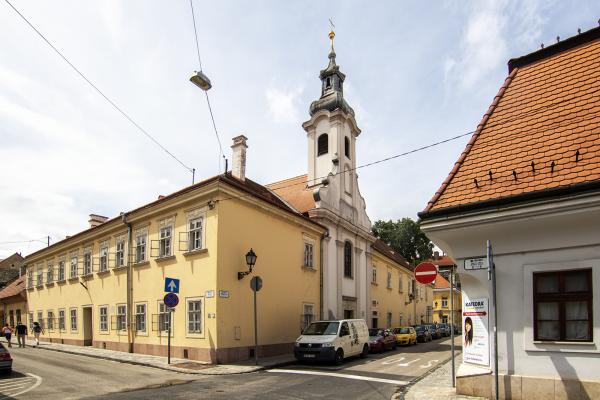 Győr, Német ispita