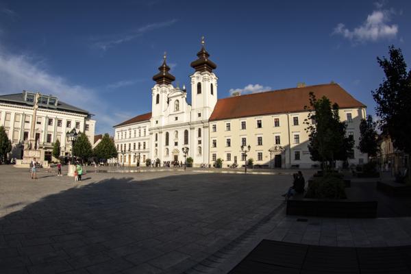 Bencés templom Győr