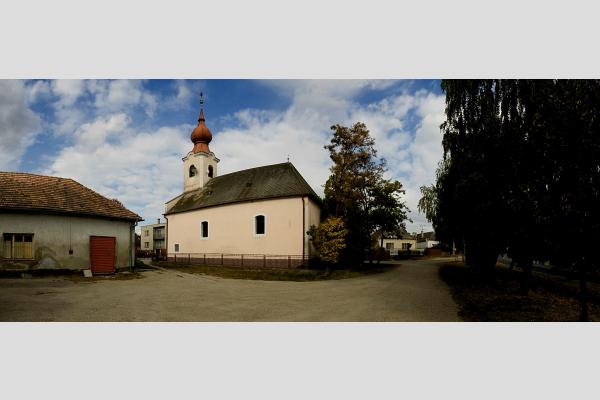 Csilizpatas - Református templom (10 képből)