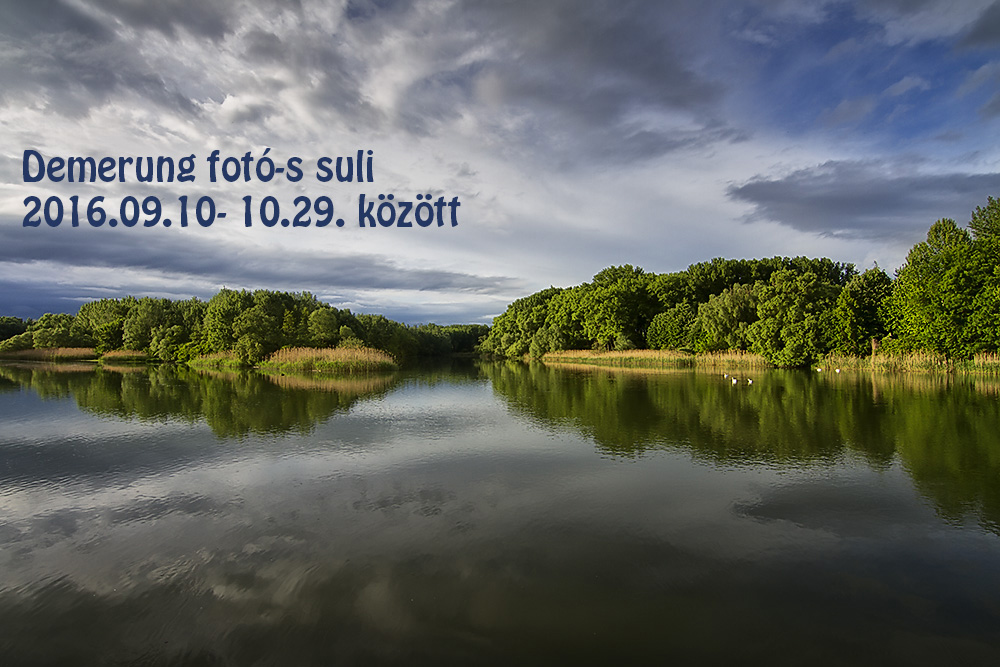 Demerung őszi fotó-s suli